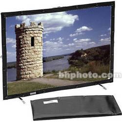 "Da-Lite Fast-Fold Mini-Fold Projection Screen - 21 x 30"" - Dual Vision"