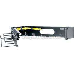 """Middle Atlantic HPM-2 2-Space 6"""" Deep Hinged Panel Mount"""