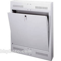 "Middle Atlantic 4U Tilt-Out Wall Rack 20""D Surface Mount (Putty)"