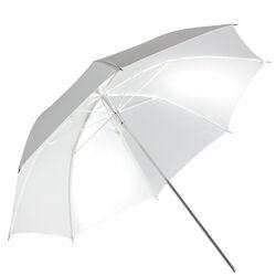 "Impact Umbrella - White - 45"""