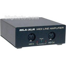 JLCooper MLA-XLR MIDI Line Amplifier