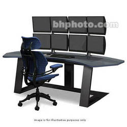 Winsted Digital Desk with LCD Mounts
