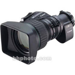 """Canon YJ20x85BIRS 2/3"""" 20x ENG/EFP Lens with 2x Extender"""
