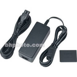 Canon ACK-DC30 AC Adapter Kit for Select PowerShot S Series Digital Cameras