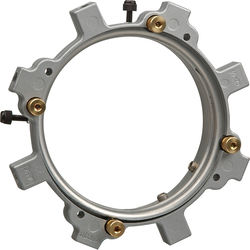 Plume Wafer Ring with Adapter
