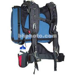 Porta Brace BK-2EXL Backpack Camera Case - Extreme Laptop (Signature Blue)