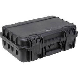 """SKB 3I-1209-4B-D Mil-Std Waterproof 4"""" Deep Case (with Padded Dividers)"""