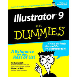 Wiley Publications Book: Illustrator 9 For Dummies