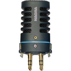 Nagra NM-MICMII - Omni-Directional Mono Microphone for ARES-M/MII (Blue Band)