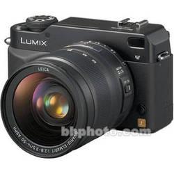 Panasonic Lumix DMC-L1 Digital Camera with Leica 14-50mm Lens