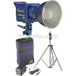 SP Studio Systems Excalibur Lancerlight AC/DC 1 Monolight Kit (110V AC/12V DC)