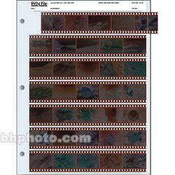Print File Archival Storage Page for Negatives, 35mm - 1000 Pack