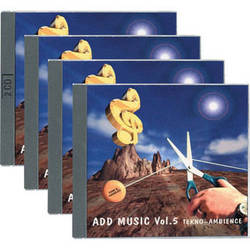 Sound Ideas Add Music Sound Effects Library (Download)