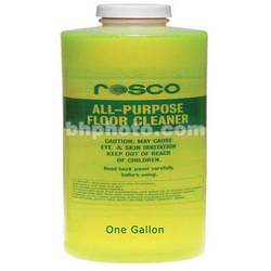 Rosco All Purpose Liquid Floor Cleanser - 1 Gallon