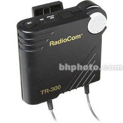 Telex TR-300 - Wireless Portable Beltpack Transceiver w/A4F 713B2