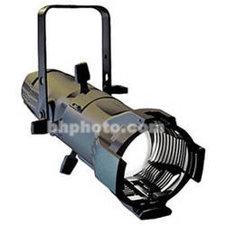 ETC Source Four Jr Zoom Ellipsoidal, Black, 25-50 Degree (115-240V)