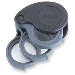 Carson TV-36 3-9x TriView Industrial Magnifier