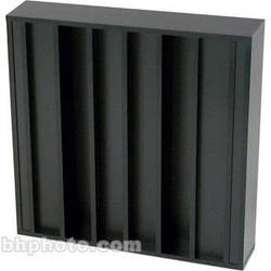 RPG Diffusor Systems QRD PA Diffusor Panel - 2 Pieces (Black)