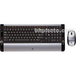 Logitech Cordless Desktop S510 Wireless Keyboard and Mouse - USB/PS2