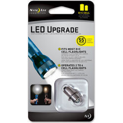 Nite Ize White LED Module Upgrade C & D Maglites
