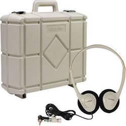 Califone CA-2 Stereo Headphones for Education (30-Pack)