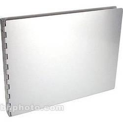 """Pina Zangaro Machina .5"""" Three-Ring Binder - 8.5 x 11 x .5"""" - Aluminum"""