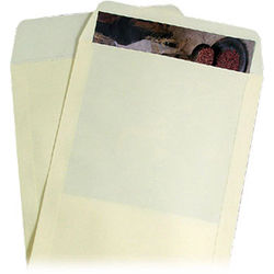 "Archival Methods Flap Envelope - 8.5 x 10.5"", 50 Pack (Cream)"