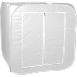 """Smith-Victor 48"""" Light Tent with Black and White Sweeps"""