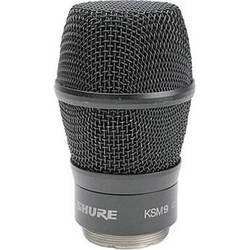 Shure RPW184 Condenser Replacement Element for Shure KSM9 Microphone Transmitters (Black)