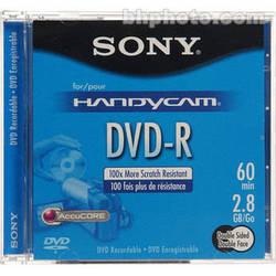 Sony 2.8 GB DVD-R (1 Disc)