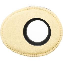 Bluestar Oval Large Microfiber Eyecushion (Natural Microfiber Color)