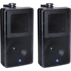 Atlas Sound 2-Way SM82T Speaker System (Black)