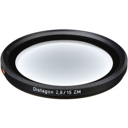 Zeiss Center Filter for Zeiss 15mm f/2.8 - Replacement