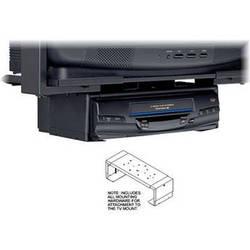 Peerless-AV Designer Series VCR Mount, Model DS25B  (Black)