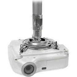 Peerless-AV PJF2-UNV-S Projector Mount with Universal Spider (Silver)