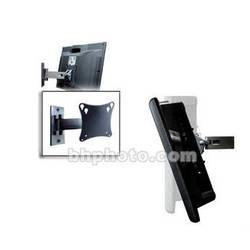 """Peerless-AV Pivot Arm for 10-22"""" LCD Screens , Model SP730P (Black)"""