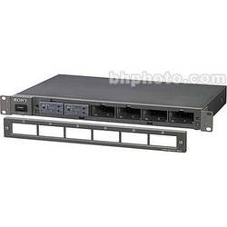Sony MB-X6 Modular Rack for Six WRU-806A and URX-M1 UHF Tuner Modules