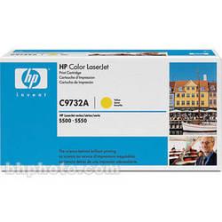 HP Yellow Toner Cartridge for HP LaserJet 5500