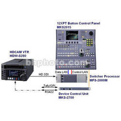 Sony MKS2700 Device Controller