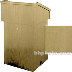 Sound-Craft Systems Floor Lectern (Natural Maple)