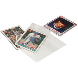 """Print File Crystal Clear Art Protector (5.25 x 7.25"""", 100-Pack)"""
