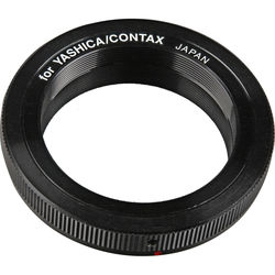 Kalt T-Mount SLR Camera Adapter for Contax & Yashica MF