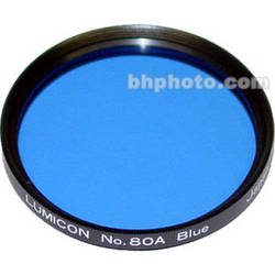 "Lumicon Blue #80A 48mm Filter (Fits 2"" Eyepieces)"