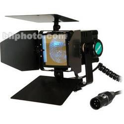 Bescor MPL-645B On Camera Dimmer Light - with Barn Doors