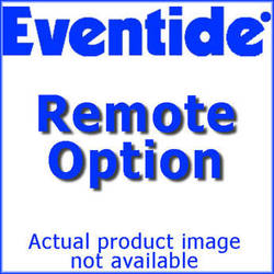 Eventide Extended Remote Option - for BD600 Broadcast Delays