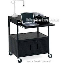 Bretford Multimedia Height-Adjustable Cabinet Cart
