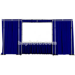 The Screen Works Trim Kit for the E-Z Fold Truss 10x13' Projection Screen - Blue