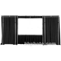 The Screen Works Trim Kit for the E-Z Fold Truss 19x25' Projection Screen - Gray