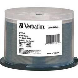 Verbatim DVD-R 4.76GB 16X Wide DataLifePlus (50)
