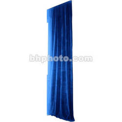 The Screen Works Truss Drapery Panel - 12x6' - Blue
